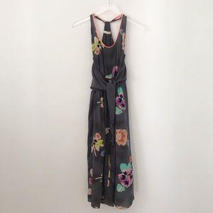 Rebecca Taylor | Silk Floral Dress